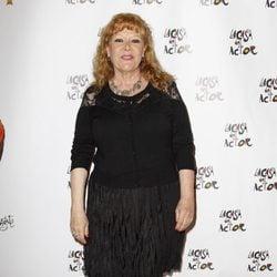 María Garralón en los premios de La Casa del Actor 2013