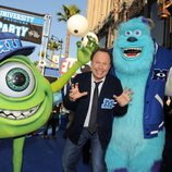 Billy Crystal en el estreno de 'Monstruos University' en Los Angeles