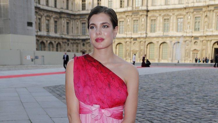 Carlota Casiraghi en la cena benéfica 'Liaisons au Louvre III'