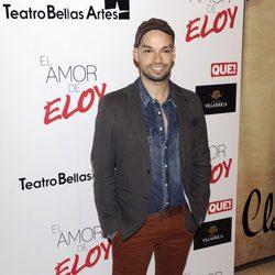 Paco Arrojo en el estreno de 'El Amor de Eloy'