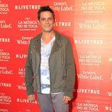 Alejandro Sanz antes de su concierto en Sevilla