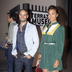 Paco Arrojo en la inauguración de la terraza del Museo Reina Sofía