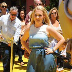 Melissa Joan Hart en la premiere de 'Gru 2. Mi villano favorito' en Los Angeles