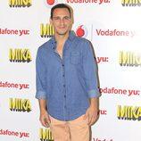 Ricard Sales durante el concierto de Mika ofrecido en Madrid la Noche de San Juan