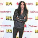 Mario Vaquerizo durante el concierto de Mika ofrecido en Madrid la Noche de San Juan
