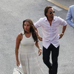 Tamara Ecclestone y Jay Rutland viajan hasta Capri
