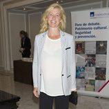 Ana Duato en la presentación de la novela 'Luisa y los espejos'