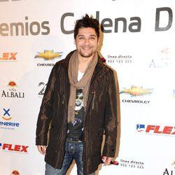 El cantante Diego Martín