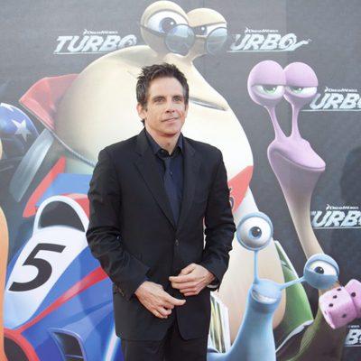 Ben Stiller en la presentación de 'Turbo' en Barcelona