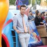 Ryan Reynolds en la presentación de 'Turbo' en Barcelona