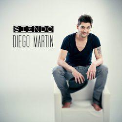 Portada de 'Siendo', el nuevo CD de Diego Martín