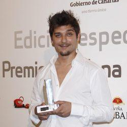 Diego Martín ganó el Premio Cadena Dial en el año 2011