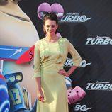 Macarena Gómez en la presentación de 'Turbo' en Barcelona