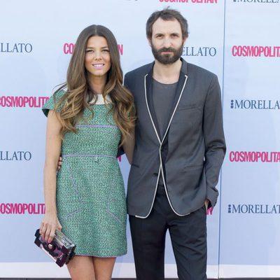 Juana Acosta y Julián Villagrán en los Premios Fragancias Cosmopolitan 2013
