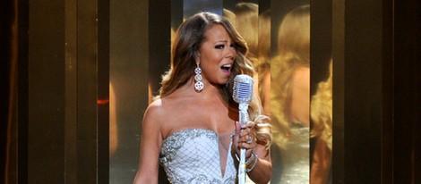 Mariah Carey en los BET Awards 2013