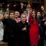 El programa celebra la victoria de Juan Manuel en la final de 'Masterchef'