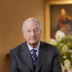 Retrato oficial del Rey Alberto de Bélgica