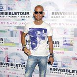 Ramón Fuentes en una fiesta para presentar la nueva colección de Marc By Marc Jacobs