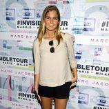 Natalia Sánchez en una fiesta para presentar la nueva colección de Marc By Marc Jacobs