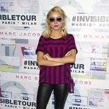 Miranda Makaroff en una fiesta para presentar la nueva colección de Marc By Marc Jacobs