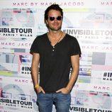 Fernando Andina en una fiesta para presentar la nueva colección de Marc By Marc Jacobs