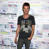 Eloy Azorín en una fiesta para presentar la nueva colección de Marc By Marc Jacobs