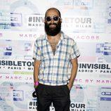 Carlos Diez en una fiesta para presentar la nueva colección de Marc By Marc Jacobs