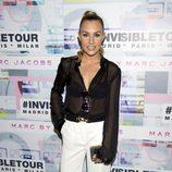 Berta Collado en una fiesta para presentar la nueva colección de Marc By Marc Jacobs