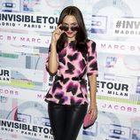 Aura Garrido en una fiesta para presentar la nueva colección de Marc By Marc Jacobs