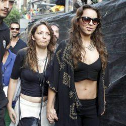 Chenoa en el pregón del Orgullo Gay 2013 de Madrid