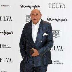 Francis Montesinos en la fiesta de celebración del 50 aniversario de la revista Telva
