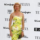 Anne Igartiburu en la fiesta de celebración del 50 aniversario de la revista Telva