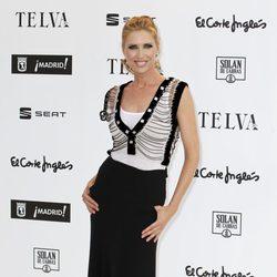 Judit Mascó en la fiesta de celebración del 50 aniversario de la revista Telva