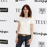 Teresa Helbig en la fiesta de celebración del 50 aniversario de la revista Telva