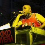 Kiko Rivera actuando en las fiesta del Orgullo Gay 2013