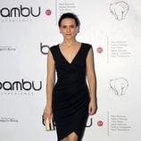 Aura Garrido en la fiesta del quinto aniversario de Bambú