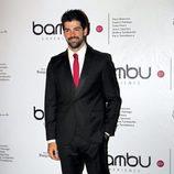 Miguel Ángel Muñoz en la fiesta del quinto aniversario de Bambú