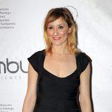 Nathalie Poza en la fiesta del quinto aniversario de Bambú