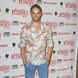 Paco Arrojo en el espectáculo 'Gran Gala Flamenco' en Madrid