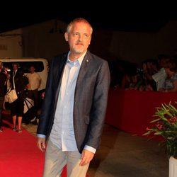Jordi Rebellón en la inauguración del Festival de Cine d'Alfàs del Pi