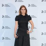 Beatriz de York en una cena solidaria de la Fundación Novak Djokovic