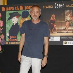 Jordi Rebellón en la presentación de 'Ni para ti ni para mí'