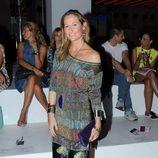 Fiona Ferrer en el desfile de Custo Barcelona en la 080 Barcelona Fashion