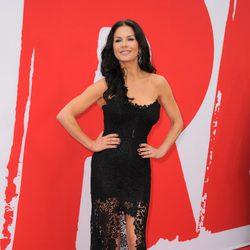 Catherine Zeta-Jones en el estreno de 'Red 2' en Los Ángeles