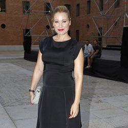 Carla Hidalgo en la última jornada de la Madrid Fashion Show Men