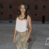 Hiba Abouk en la última jornada de la Madrid Fashion Show Men