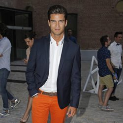 Maxi Iglesias en la última jornada de la Madrid Fashion Show Men