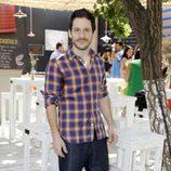 César Camino durante la presentación de la segunda temporada de 'Frágiles'