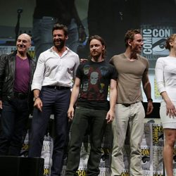 El reparto de 'X-Men: Days of Future Past' en la Comic-Con 2013