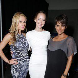 Anna Paquin, Jennifer Lawrence y Halle Berry en la Comic-Con 2013